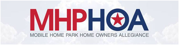 Mobile Home Park Home Owners Allegiance